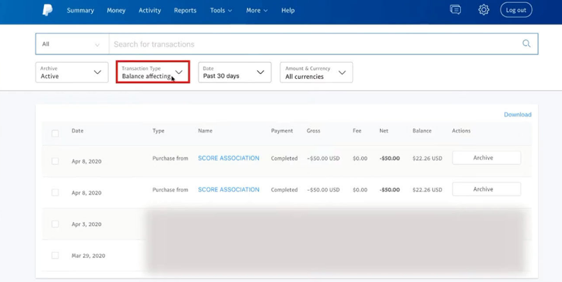 how to record paypal transactions in quickbooks desktop